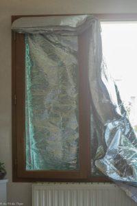 astuces rafraichir maison - isolant aux fenêtres