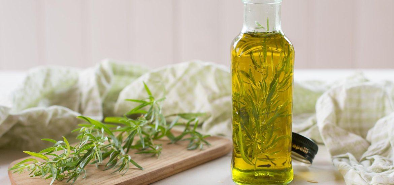 Huile parfumée herbes maison - Au Fil du Thym