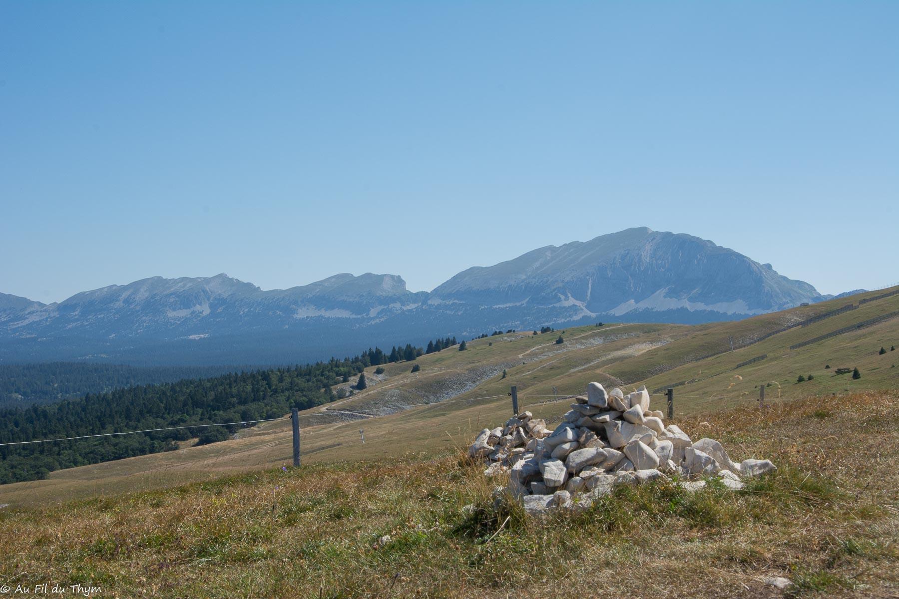 Rêver de Grands Espaces #2 : Au Col du Rousset (Vercors)