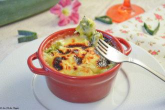 gratin poireaux camenbert- Idée gourmande et facile
