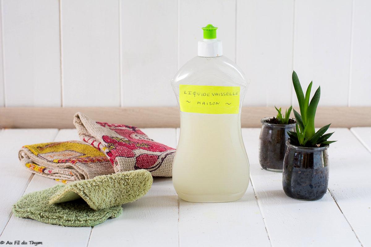 DIY – Liquide vaisselle maison (et écologique)