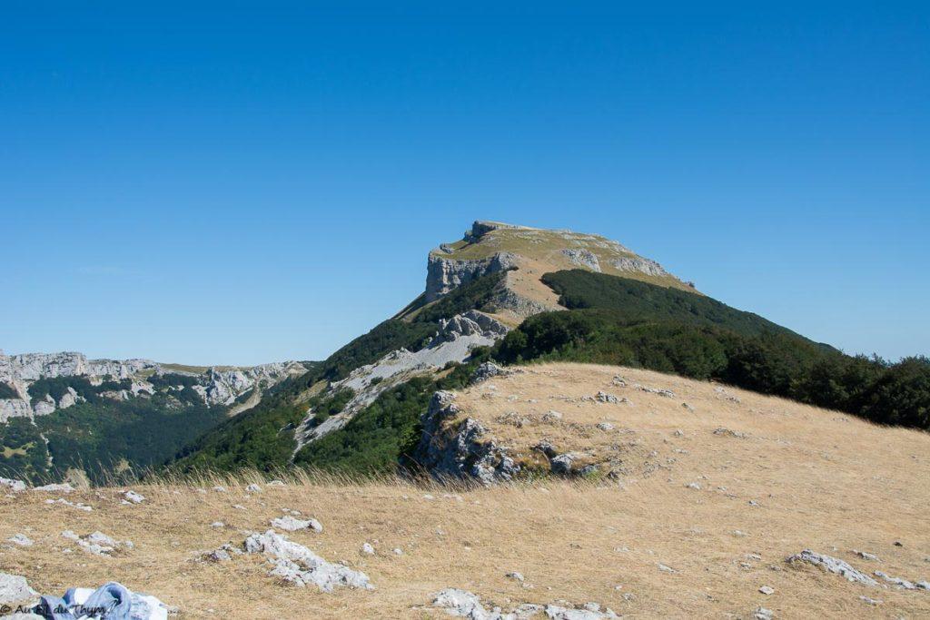 Roc de Touleau - été 2018 - Au FIl du Thym
