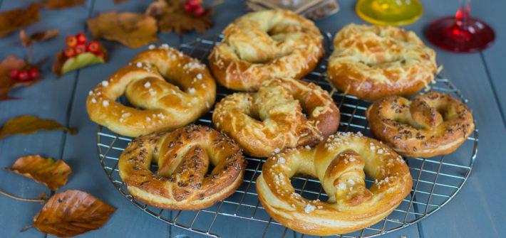 bretzels maison - Une recette gourmande et facile venue d'Alsace