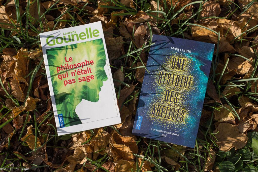 Idées lectures novembre 2019 : Deux fables écologiques