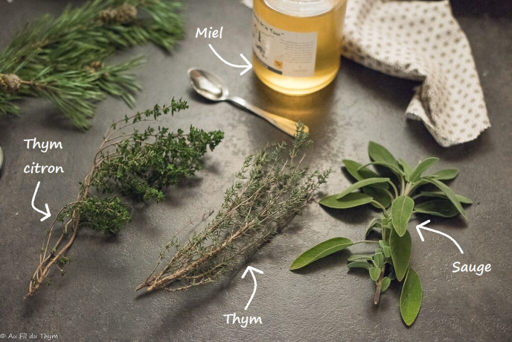 """Thym, sauge, miel, les 'musts"""" pour se soigner au naturel en hiver"""