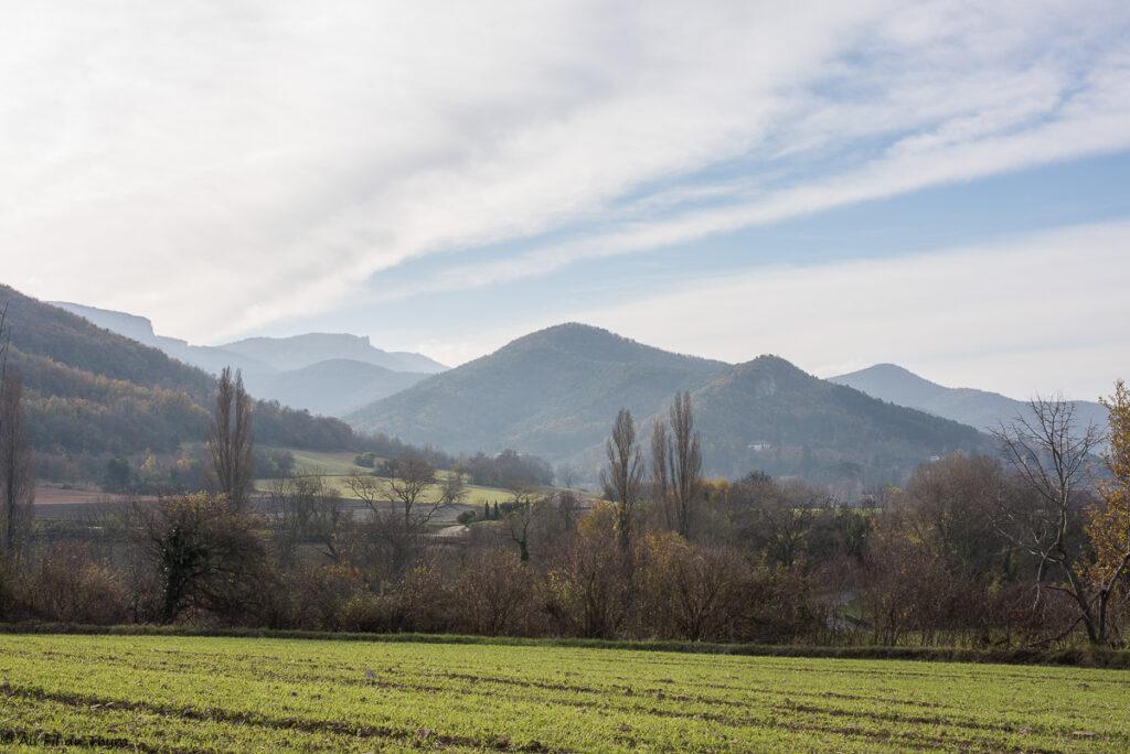 Randonnée Peyrus - Vercors décembre 2018