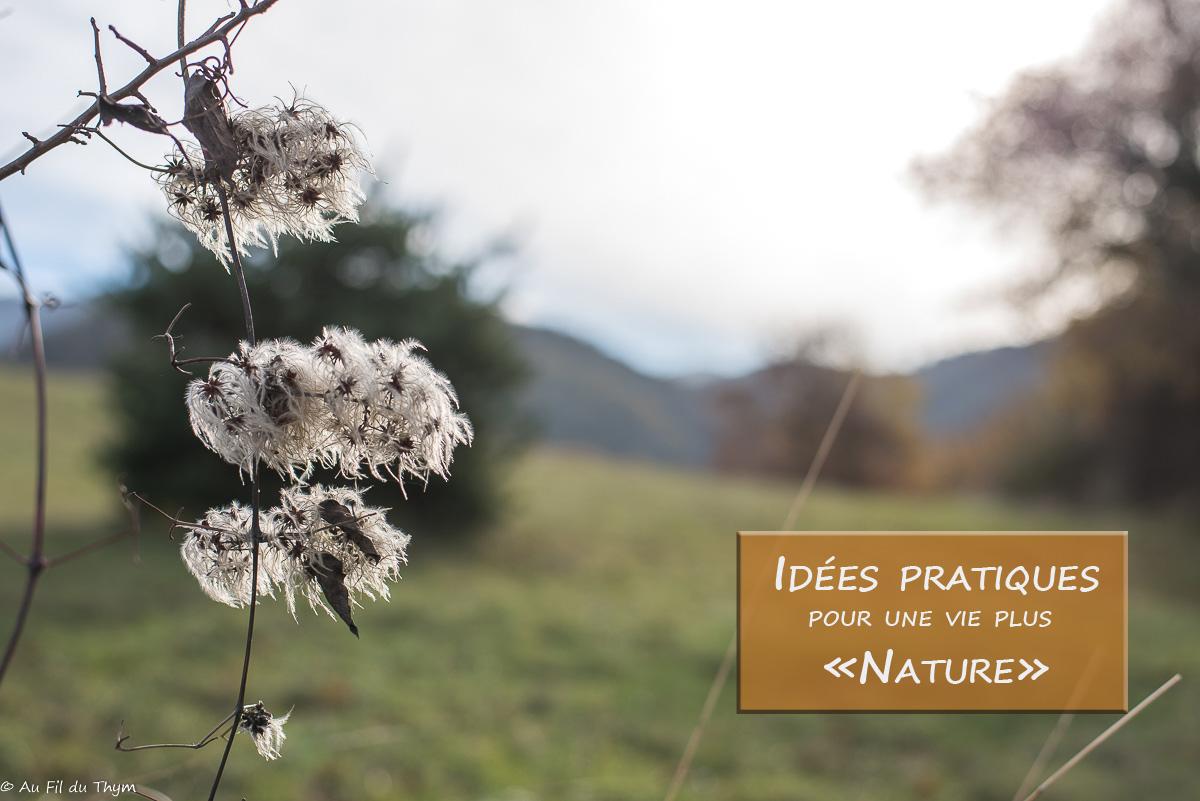 """Petites idées """"écolos"""" du mois – Décembre 2018"""