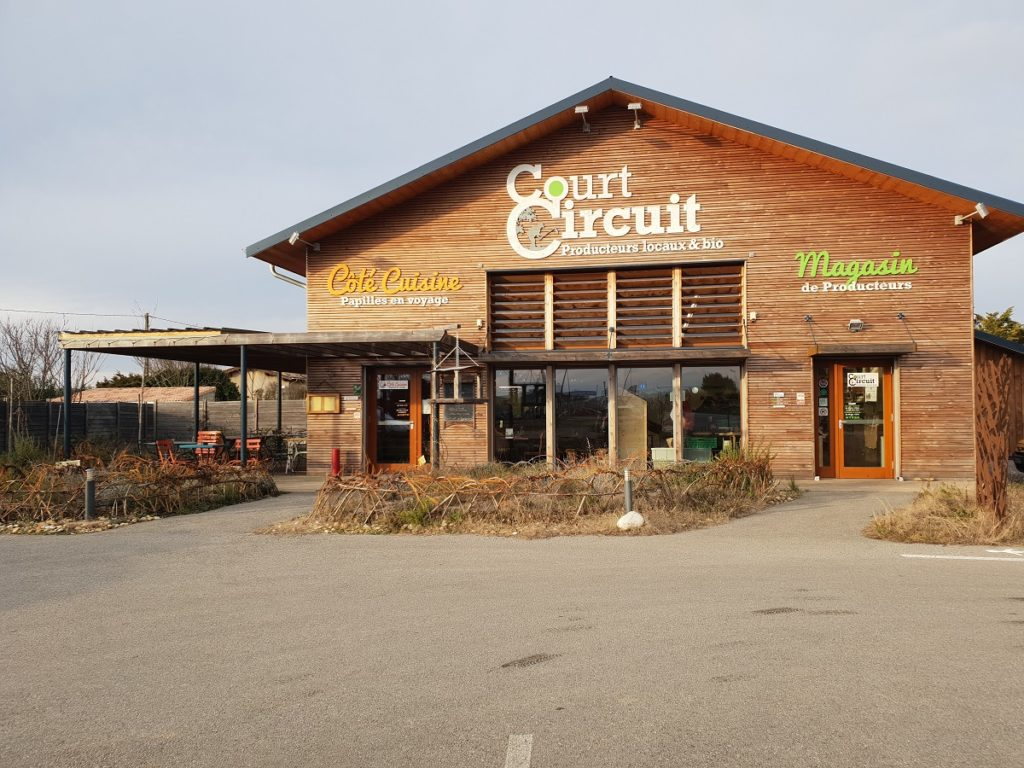 Court Circuit Chabeuil - Magasin de producteurs