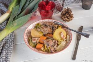 Pot au feu dinde - recette hiver familliale et gourmande - Au Fil du Thym