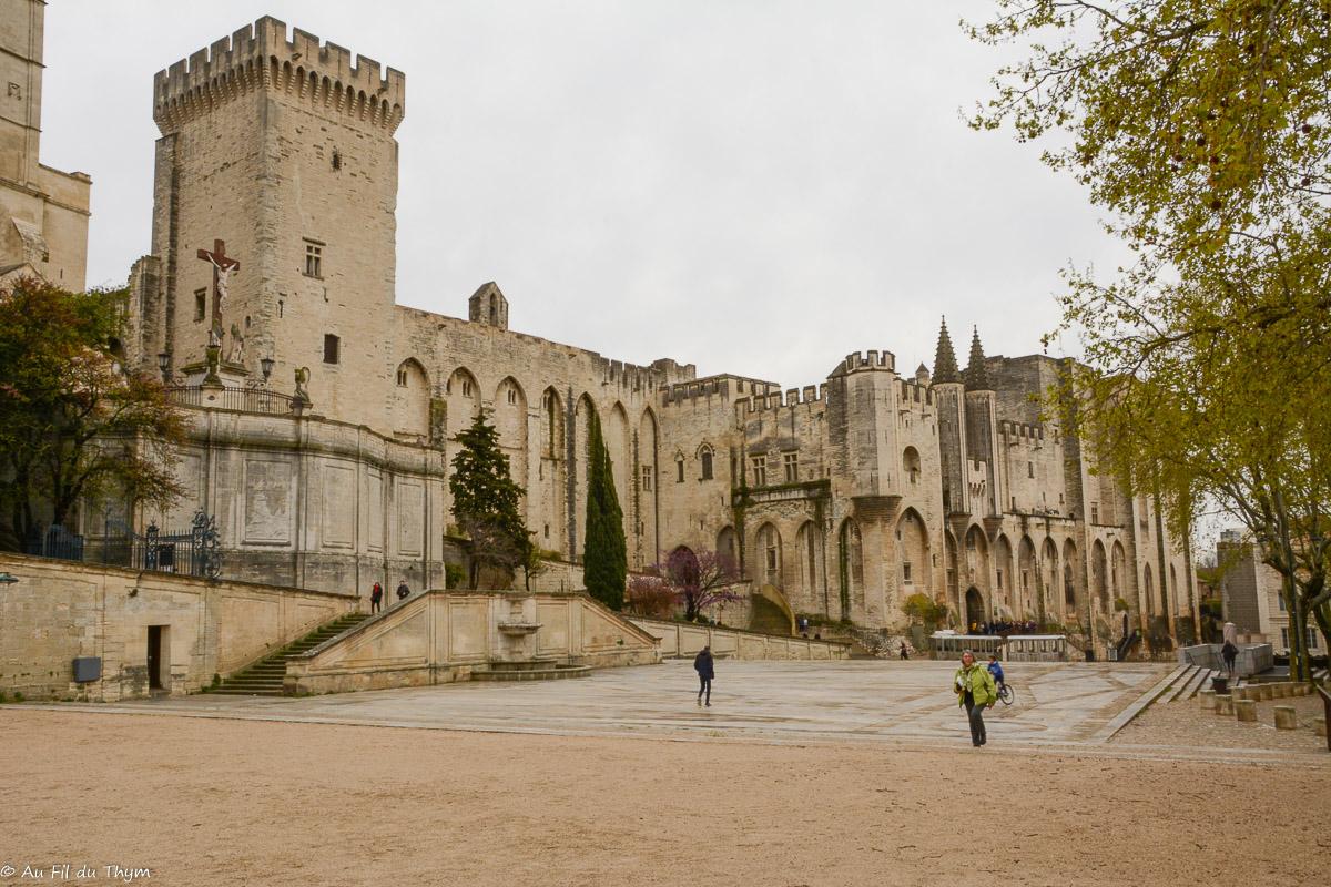 Un week end en Avignon, une plongée dans l'histoire