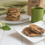 Pancakes seigle & pépites de chocolat - Idée petit déjeuner gourmand - Au Fil du Thym