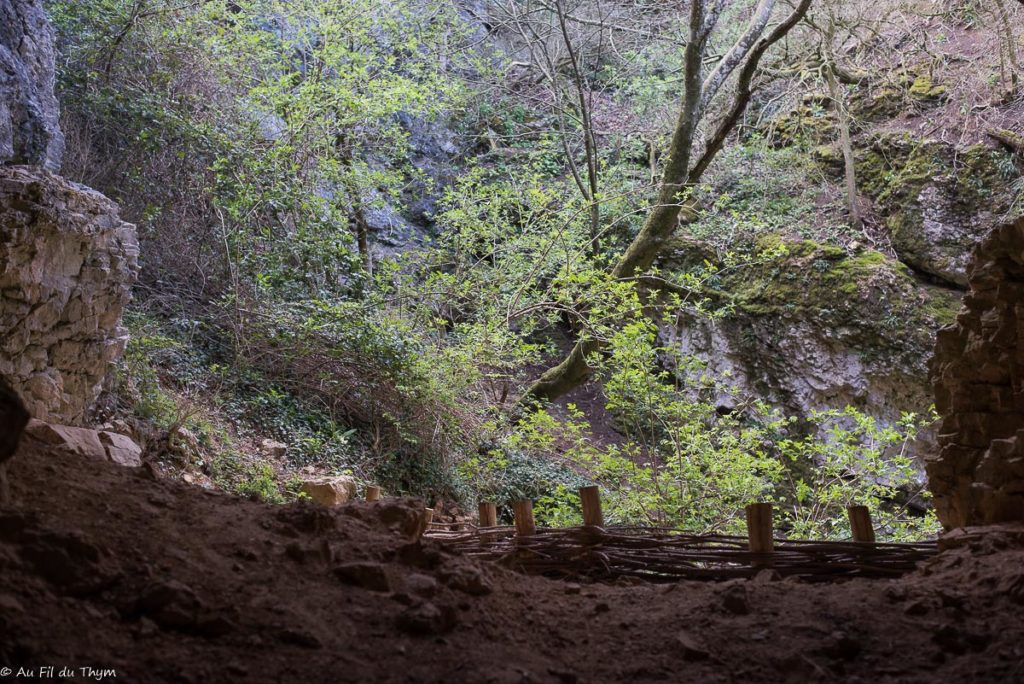 Randonnée pont des sarrasins - Vercors - Printemps 2019