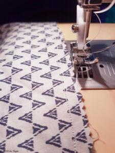 Tutoriel : Sac à chaussettes en tissu