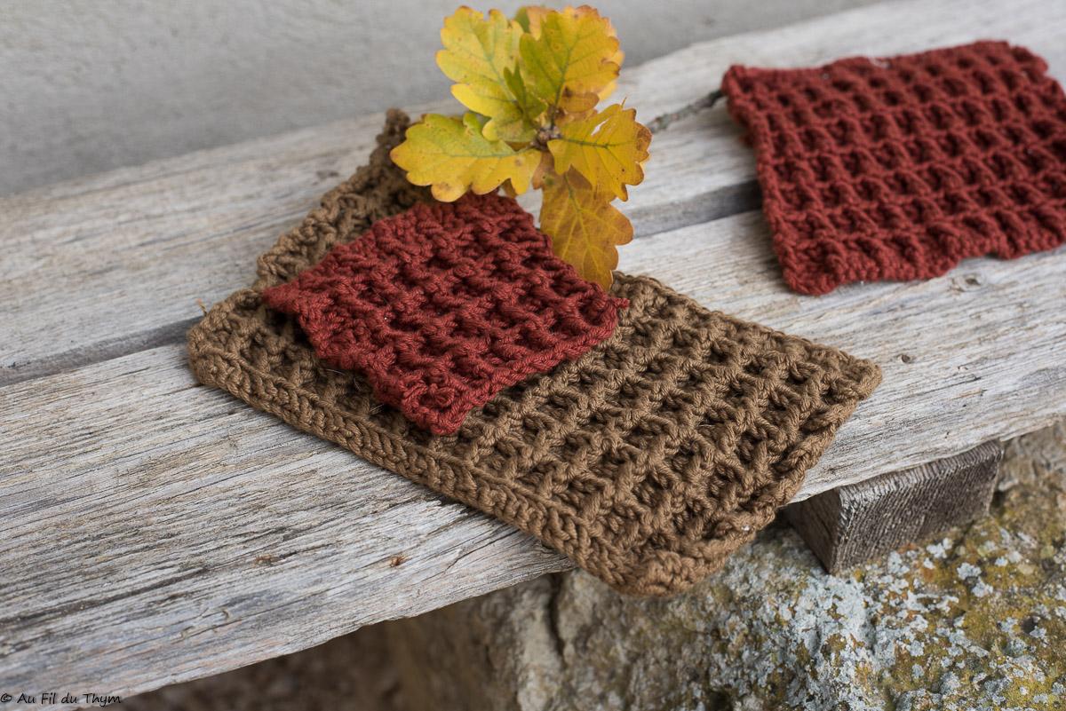 – DIY – Lavettes et éponges durables (au crochet)