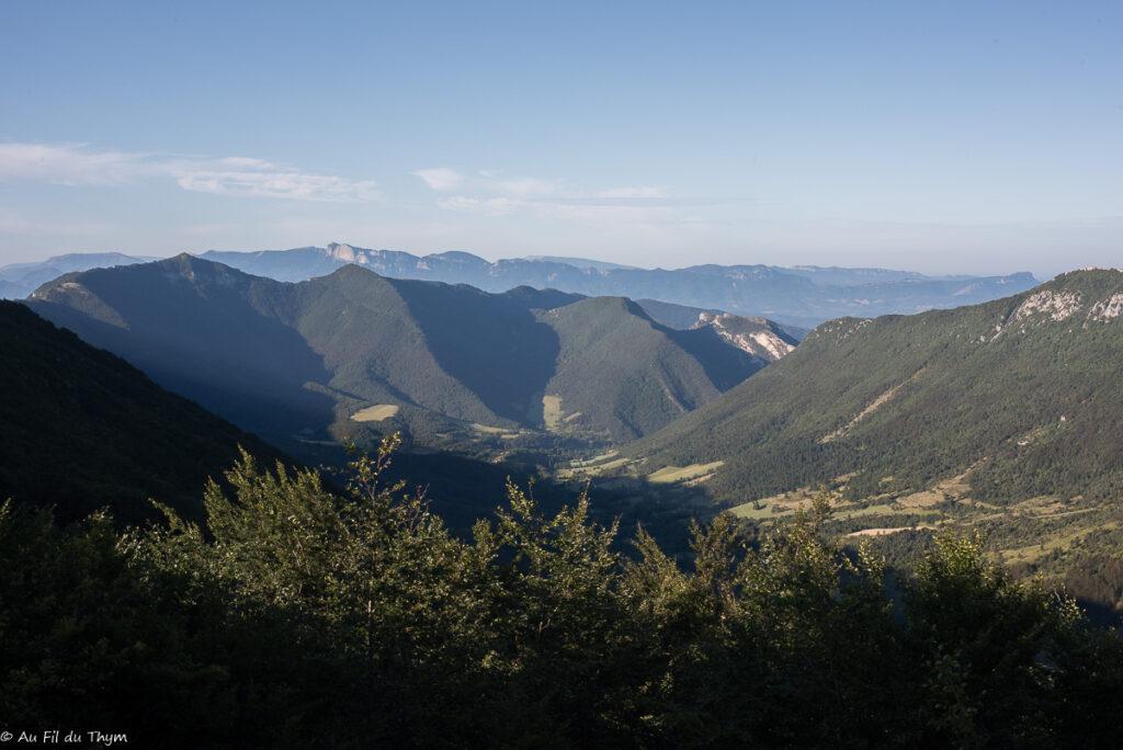 Randonnée vercors plateau ambel - été 2019