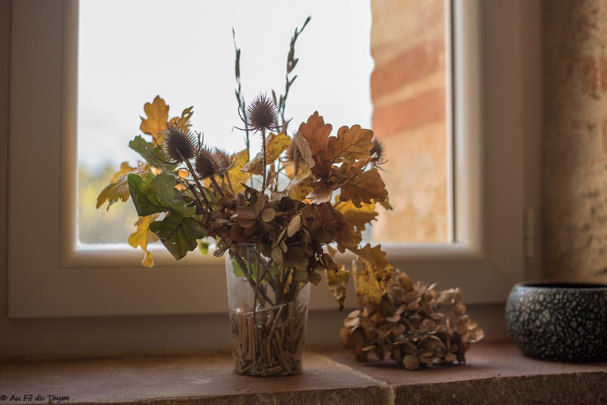 – DIY – Bouquet sec d'automne