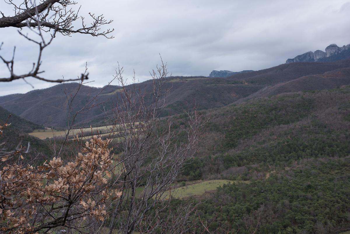 Noël dans les collines du Vercors