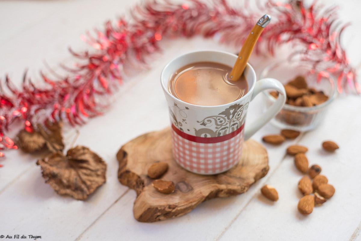 Chocolat-Amande chaud