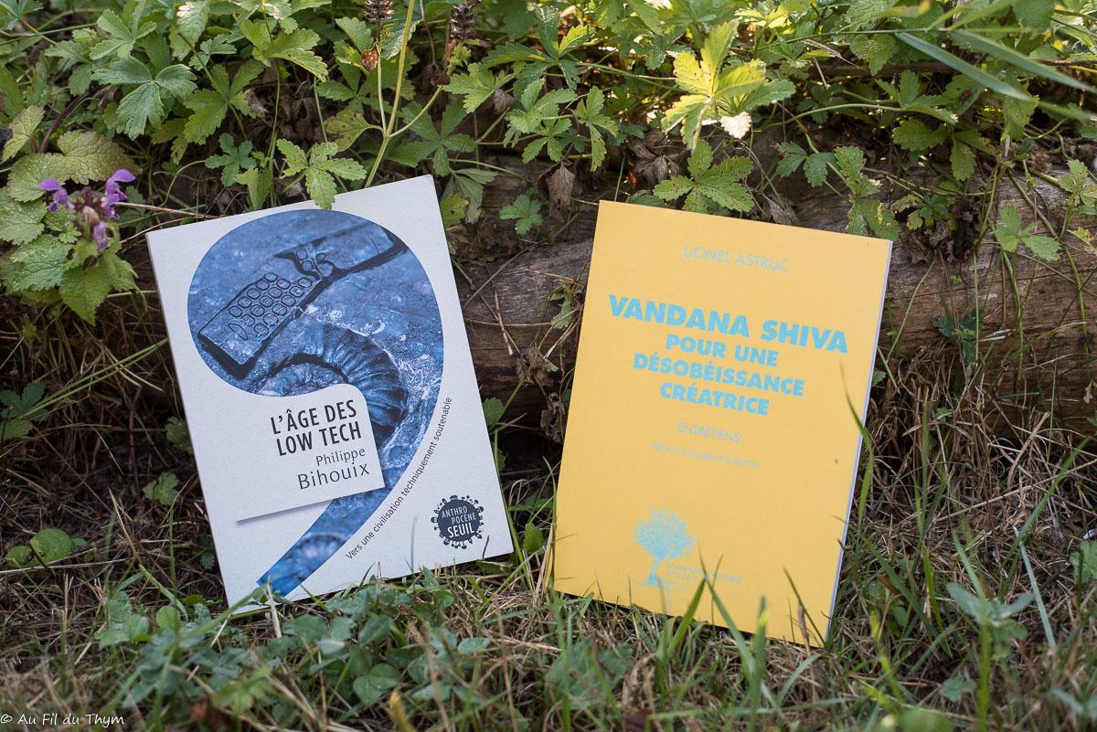 Dernières lectures #28 : Comprendre (quelques) problèmes écologiques