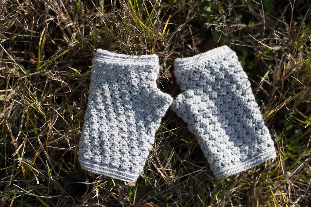 – DIY – De jolies mitaines au crochet