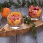Salade orange pomelo grenade vitaminée - Au Fil du Thym