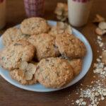 Recettes placard : cookies chocolat flocons avoine - Au Fil du Thym