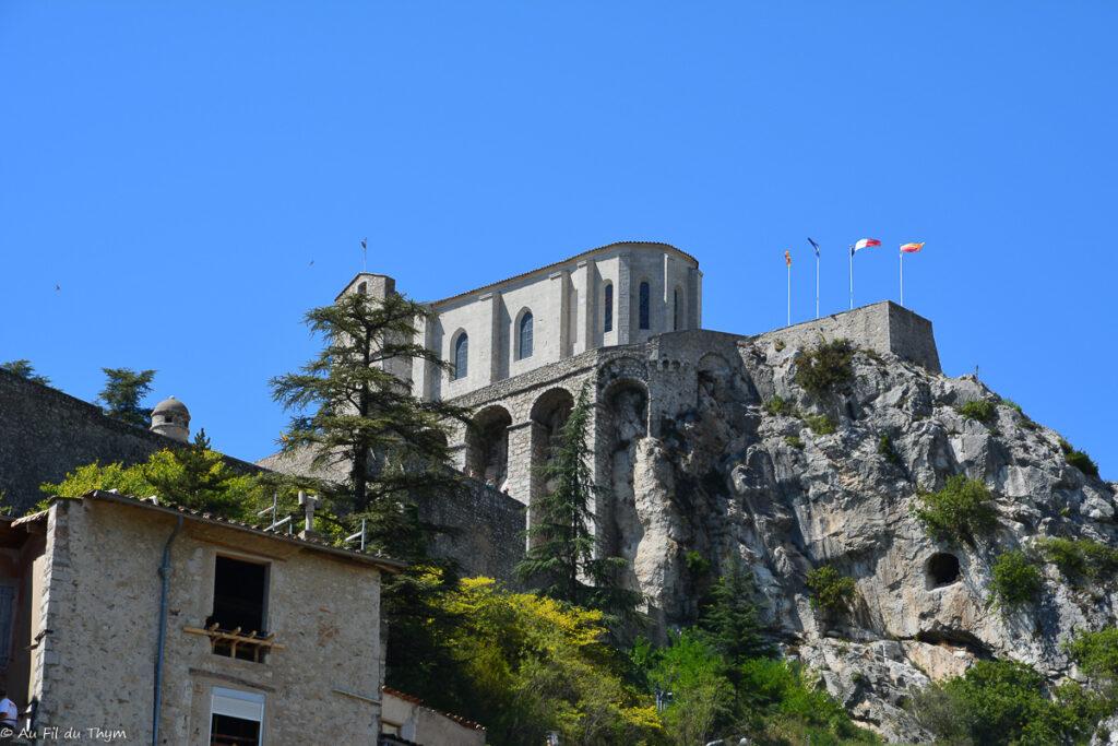 Idées vacances été peu prisées : Sisteron