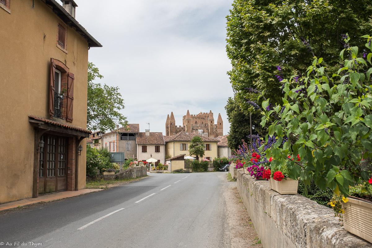 Escapade à Simorre, ville médiévale (Gers)