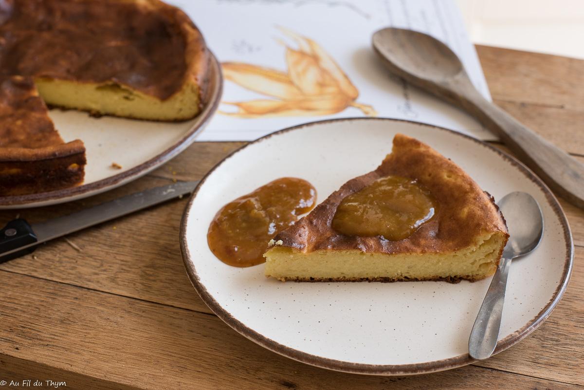 Millas (Gâteau du Sud Ouest)