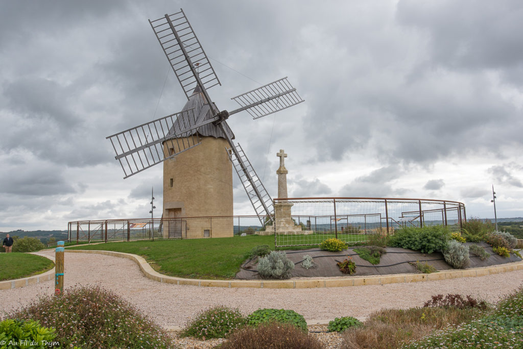 Villages gersois : Moulin de Durban