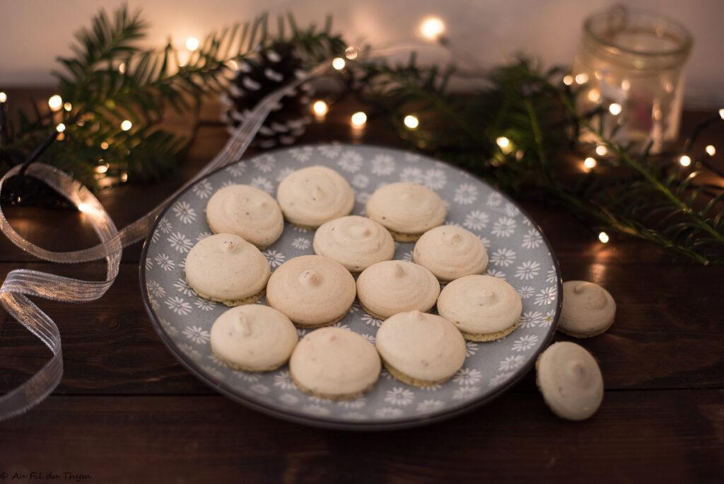 Anisbredele - Biscuits de l'avent - Au Fil du Thym