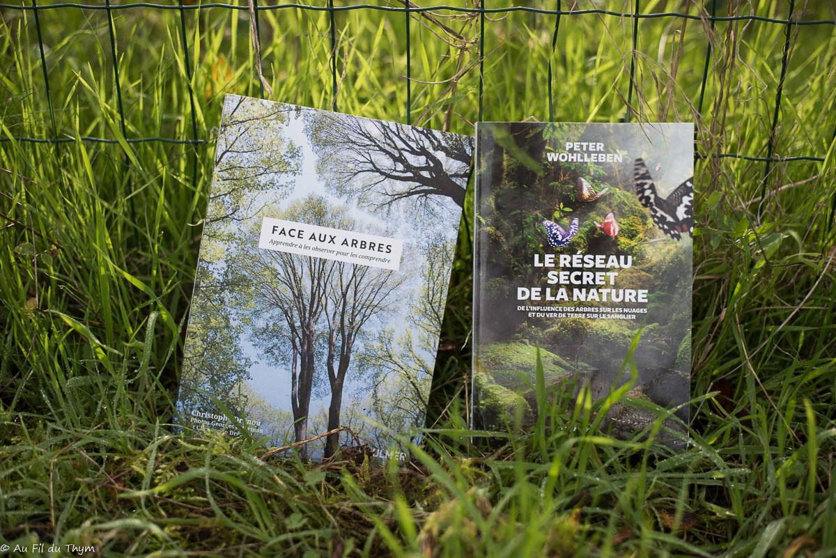 Dernières lectures #31 : Autour des arbres