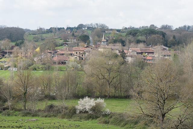 Chemin du Yané et Kazé : Villefranche