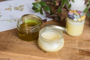 zéro déchet salle de bain : Crèmes et macérats maison